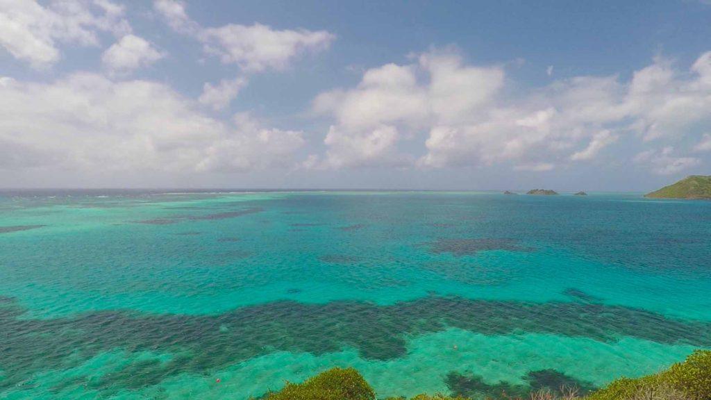 crab cay view